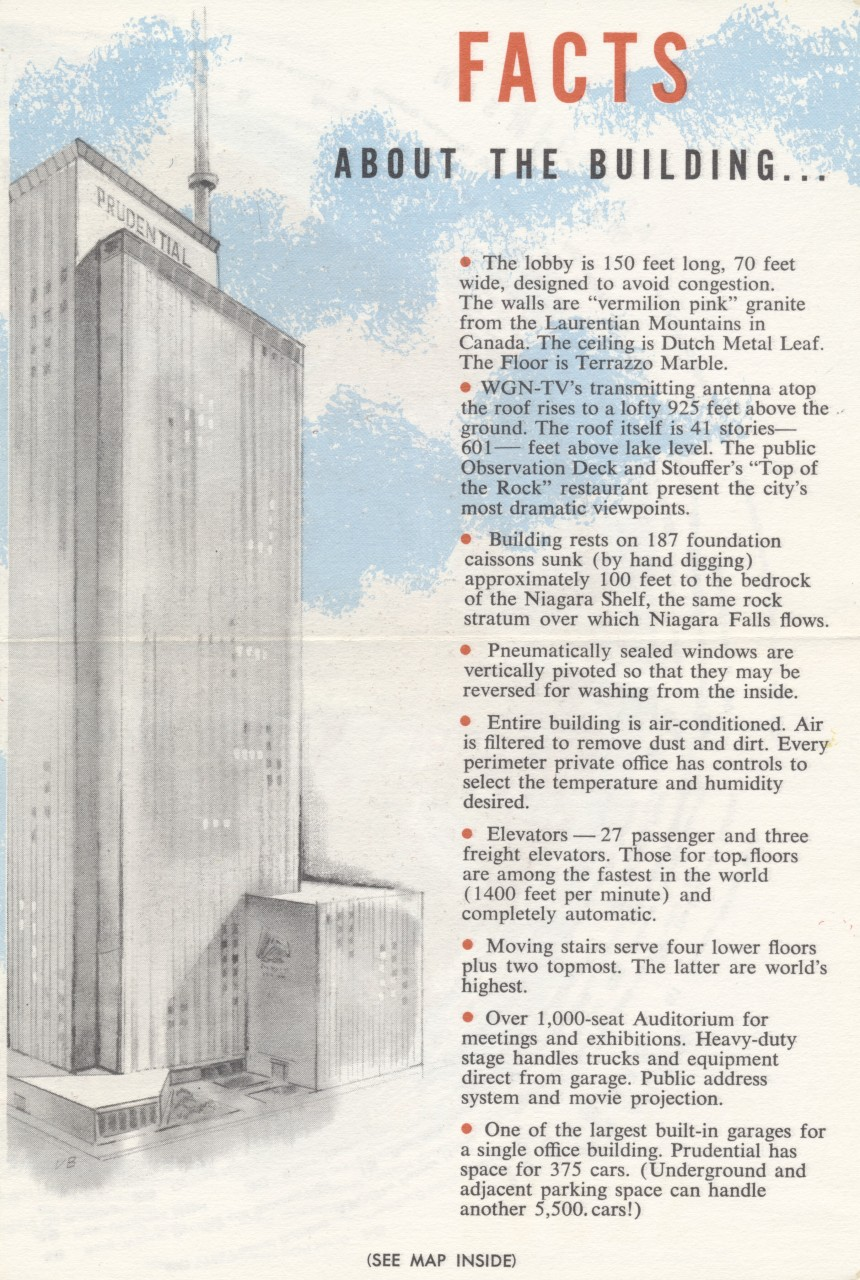 IL, Chicago - The Prudential Building - Chicago, Illinois (2)