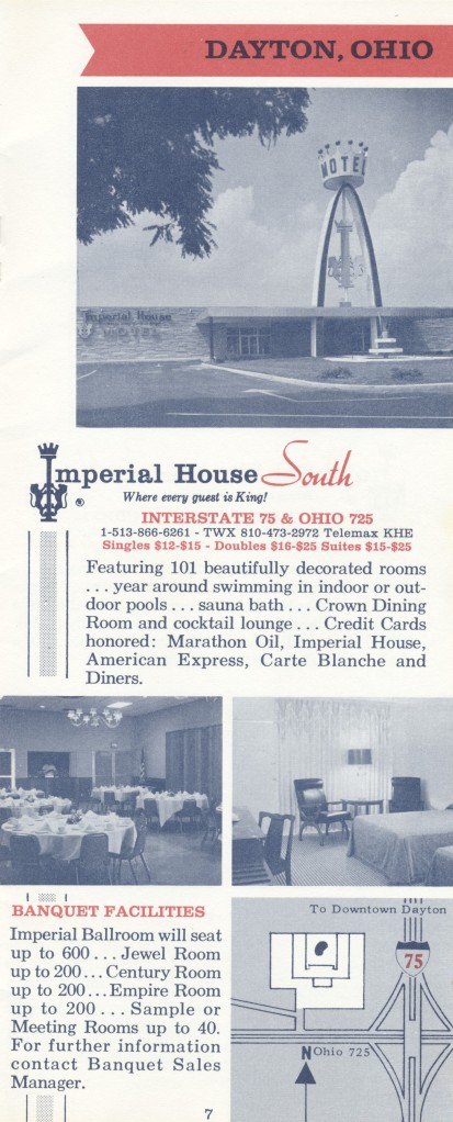Imperial House South