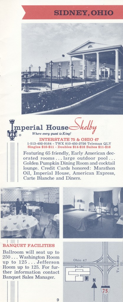 Imperial House Shelby