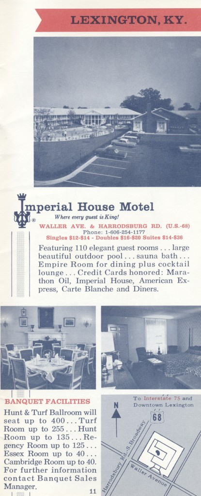 Imperial House Motel