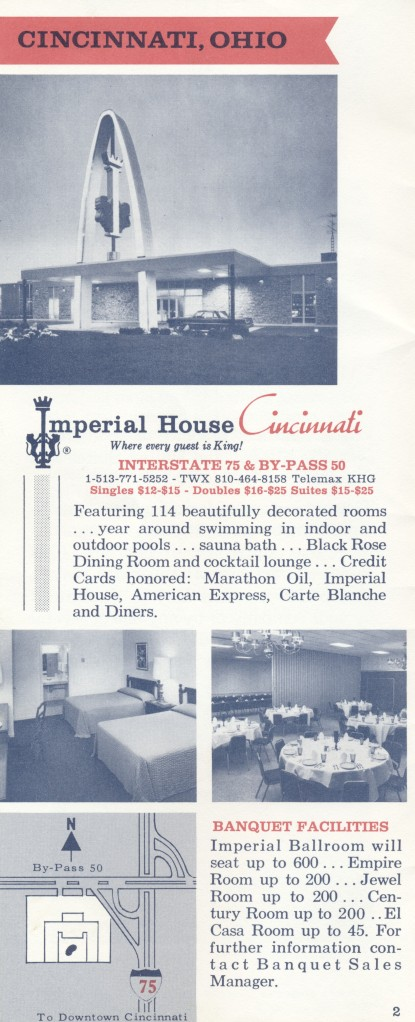 Imperial House Cincinnati