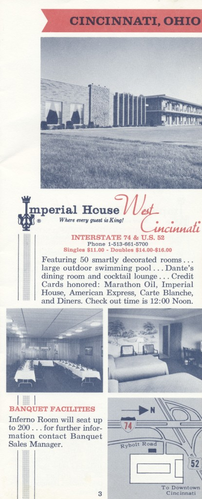 Imperial House West Cincinnati