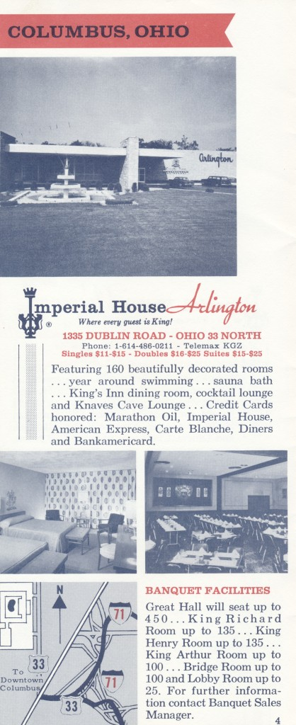 Imperial House Arlington