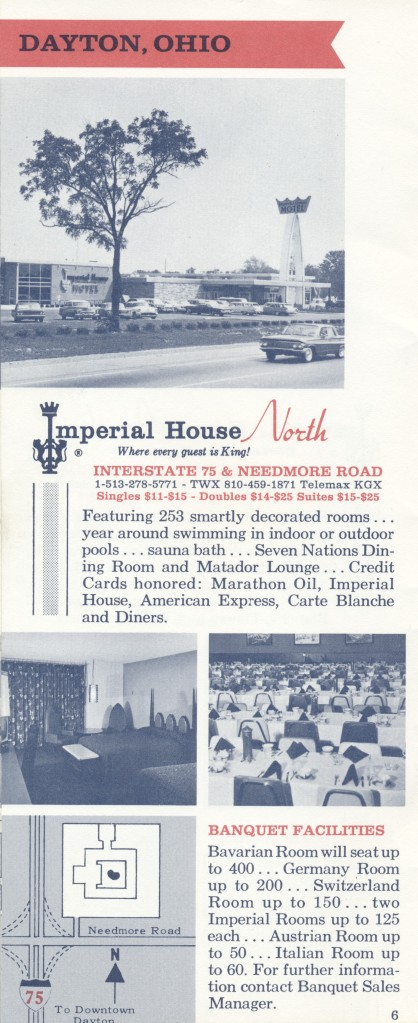 Imperial House North