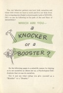 Are You a Knocker or a Booster (10)