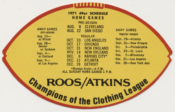 1971-san-francisco-49ers-schedule-2