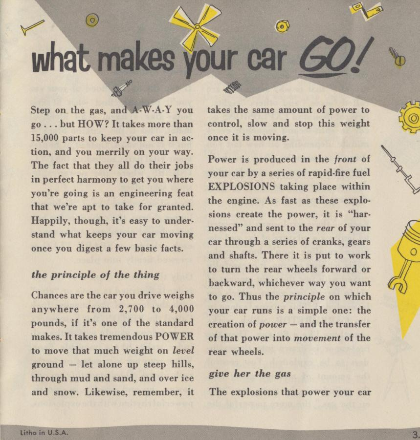 what_make_your_car_go