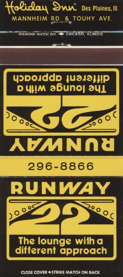 Runway 22 - Des Plaines, Illinois