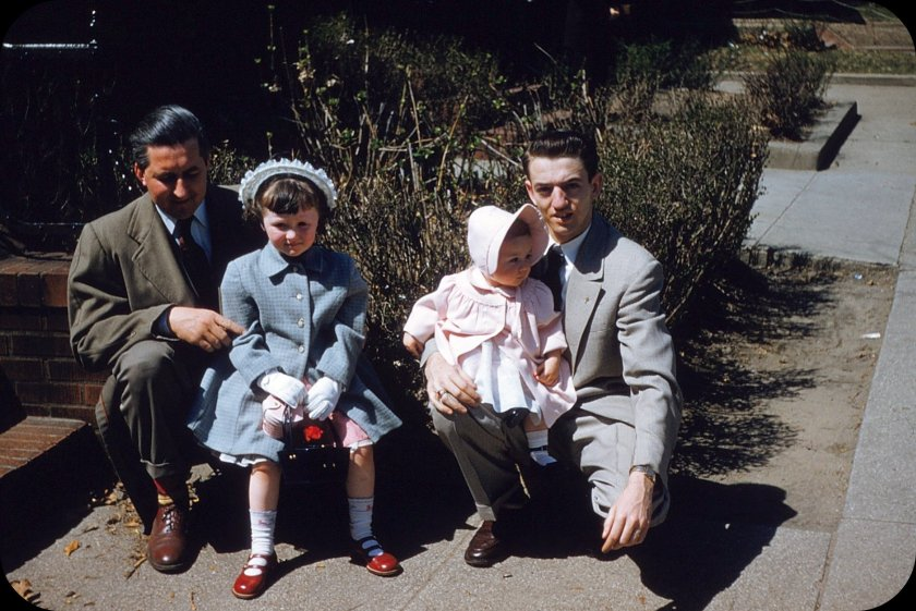 Easter, 1955s