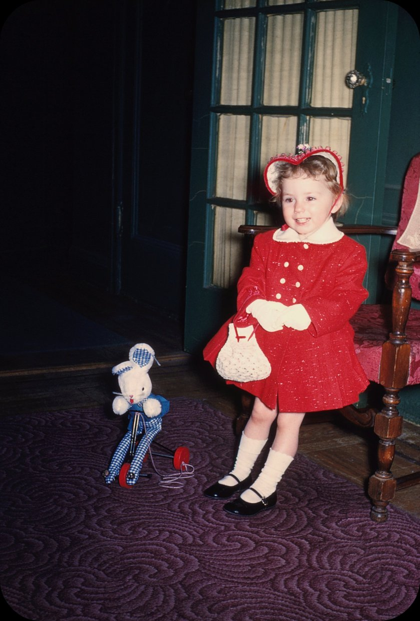 Easter, 1956