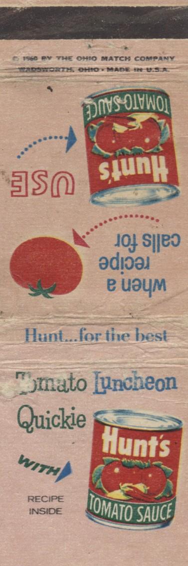 Tomato Luncheon Quickie, 1960 (1)