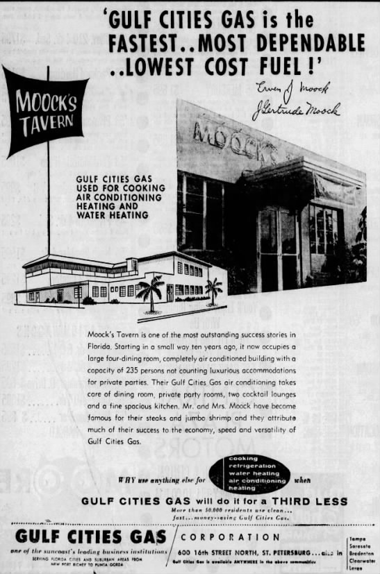Tampa Bay Times, 25 Nov 1956, Sun, Main Edition, Page 58