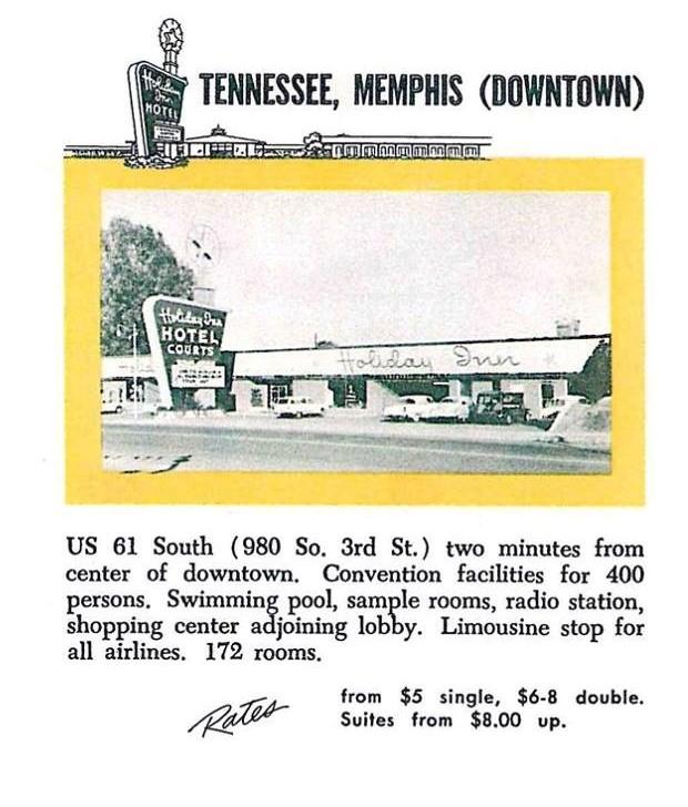 TN, Memphis Downtown