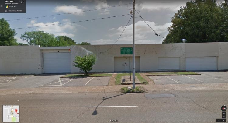 Memphis 3rd St,
