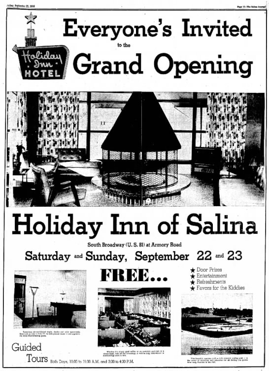 The Salina Journal - September 21, 1956