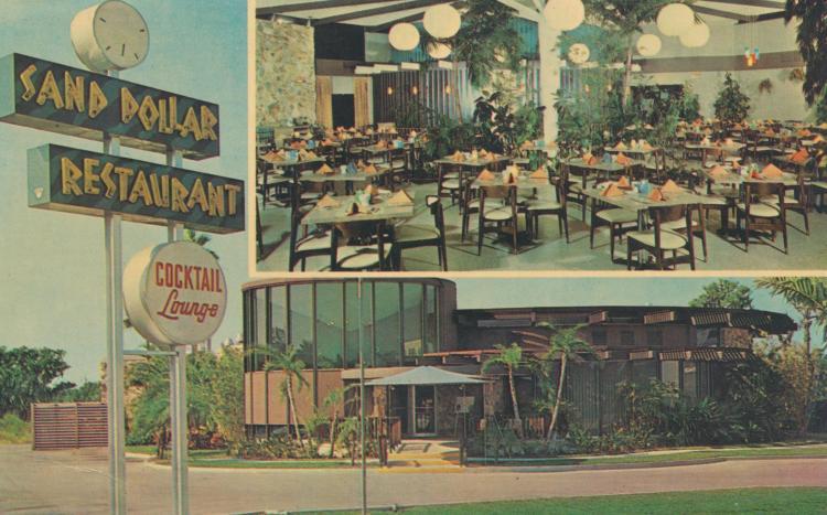 FL, St. Petersburg - Sand Dollar Restaurant