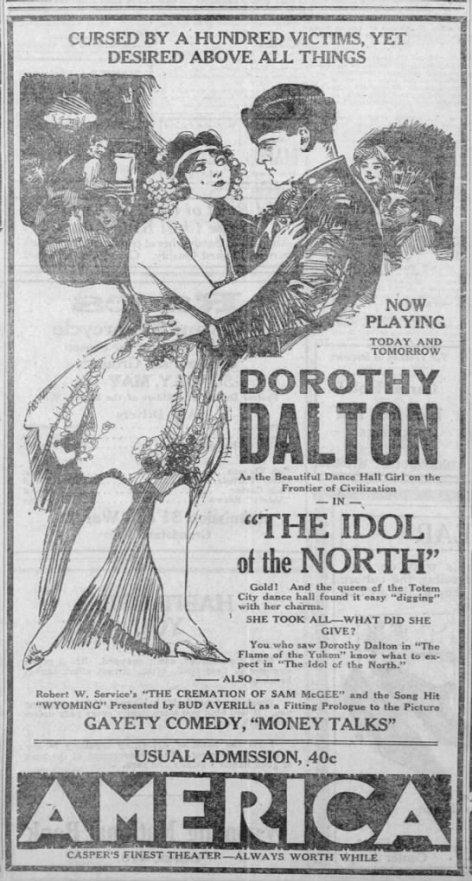 1921-05-11 - Casper Star-Tribune, 11 May 1921, Wed, Page 4