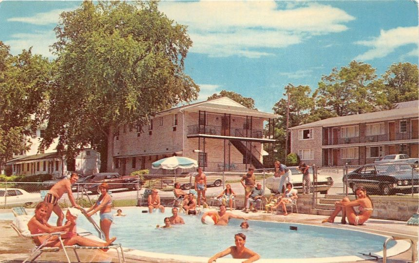 Baltimore - Boxwood Lodge