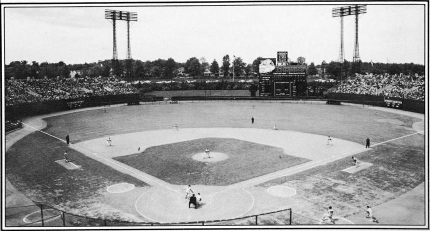 Baltimore - Memorial Stadium