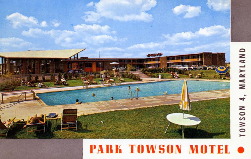 Baltimore - Park Towson